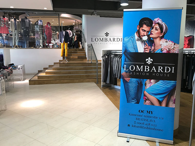 Lombardi Fashion House