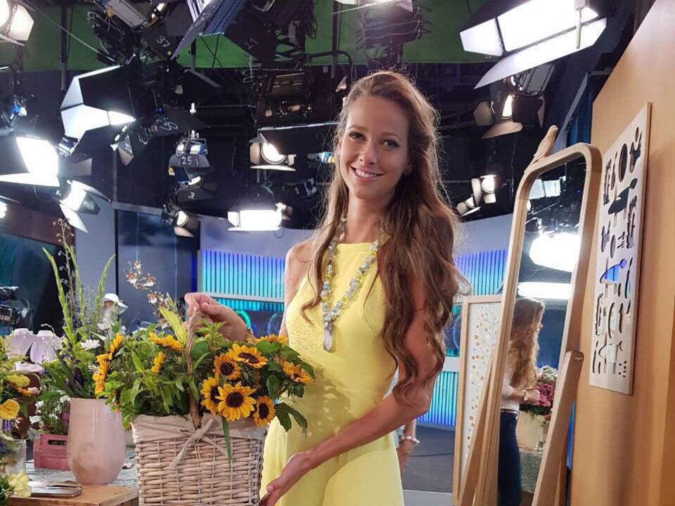 Teleráno Markíza with Desire šperky 26. jún 2018